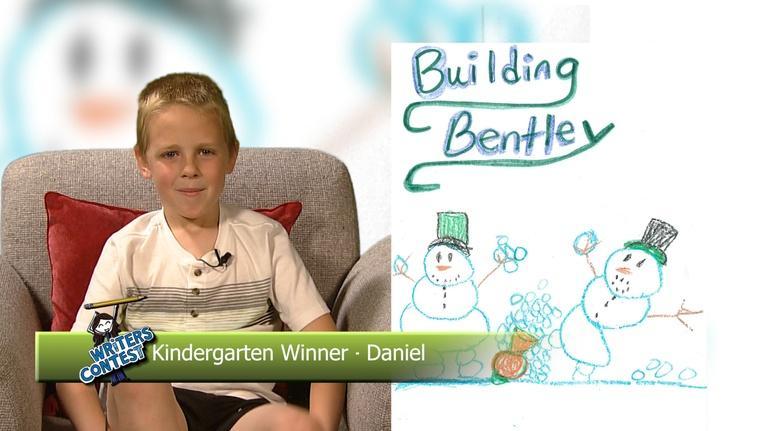 NHPBS Kids Writers Contest: Building Bentley
