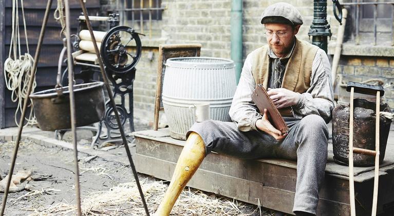 Victorian Slum House: The 1900s