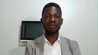 Uganda's Bobi Wine on Obstacles to His Presidential Campaign