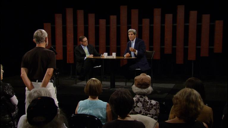 Overheard with Evan Smith: John Kerry Q&A