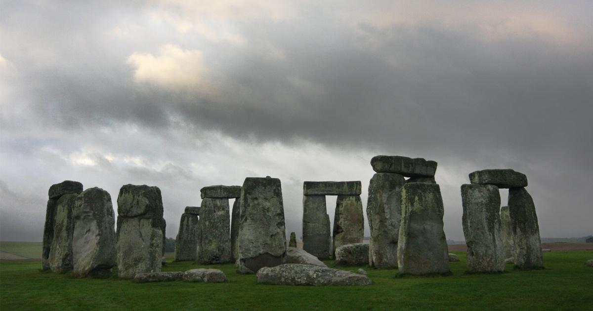 Ghosts Of Stonehenge