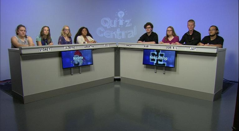 Quiz Central: Marlette vs. New Lothrop