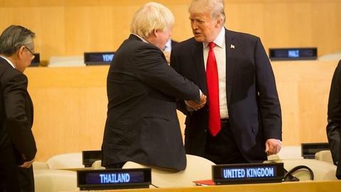 Washington Week -- EXTRA: Boris Johnson becomes new UK Prime Minister