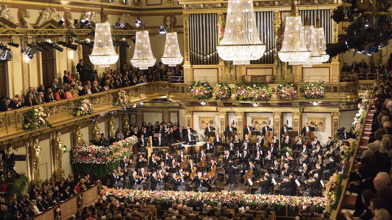 From Vienna: The New Year\'s Celebration 2019