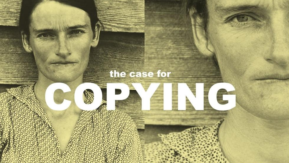 The Case for Copying image