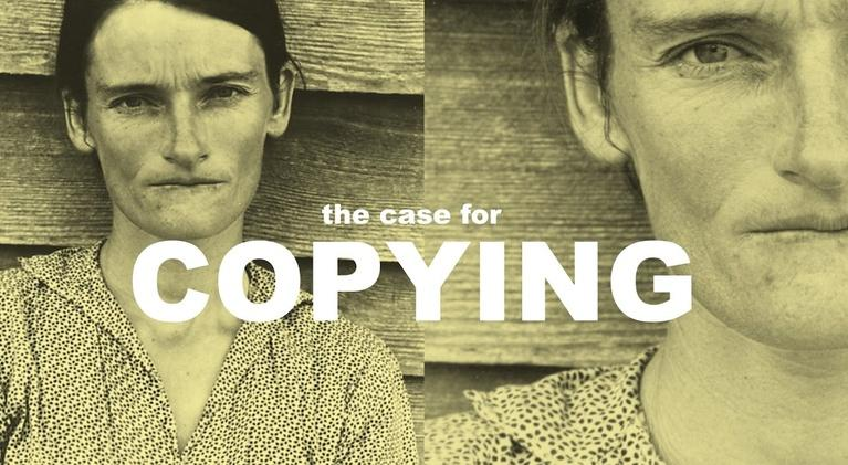 The Art Assignment: The Case for Copying
