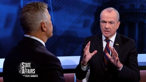 S1 E20: NJ's Next Governor with Steve Adubato Pt. 2: Phil Murphy