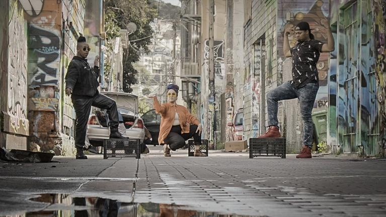 If Cities Could Dance: Voguing on the Streets of San Francisco