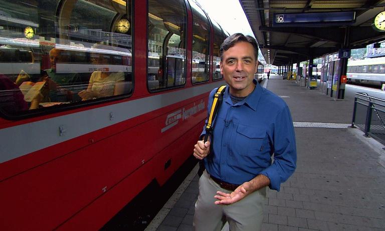 Real Rail Adventures: Swiss International Hubs
