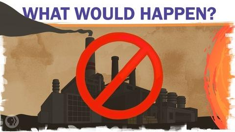Hot Mess -- What if Carbon Emissions Stopped Tomorrow?