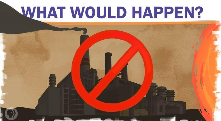 Hot Mess: What if Carbon Emissions Stopped Tomorrow?
