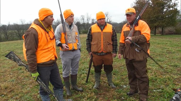 Kentucky Afield: Rabbit Hunting; How to Cape a Deer; Muzzleloader Hunt