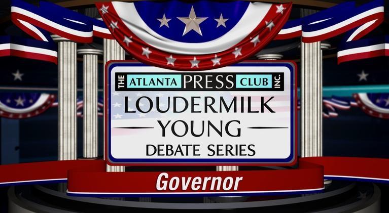 Atlanta Press Club: GUBERNATORIAL DEBATE (2018)
