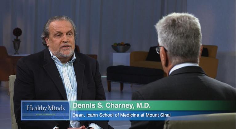 Healthy Minds with Dr. Jeffrey Borenstein: Resilience: The Science of Mastering Life's Challenges