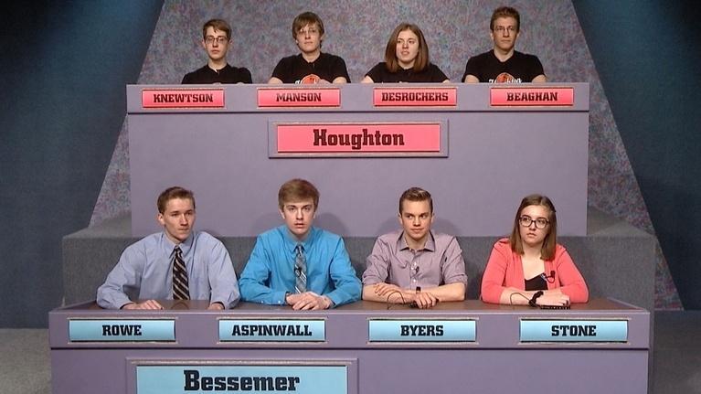 High School Bowl: 4139 2019 Championship: Houghton vs Bessemer