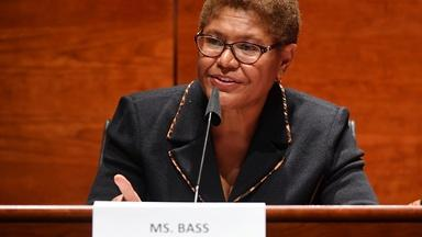 Rep. Bass on the George Floyd Justice in Policing Act