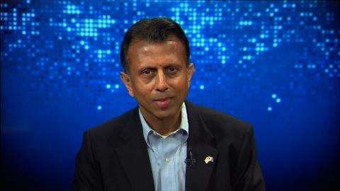 Amanpour and Company -- Bobby Jindal Gives a Republican Stance on Impeachment