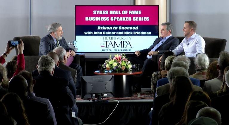 Suncoast Business Forum: April 2018: John Gainor & Nick Friedman