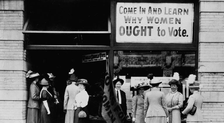 Western Reserve Public Media Specials: The Battle for the Right to Vote