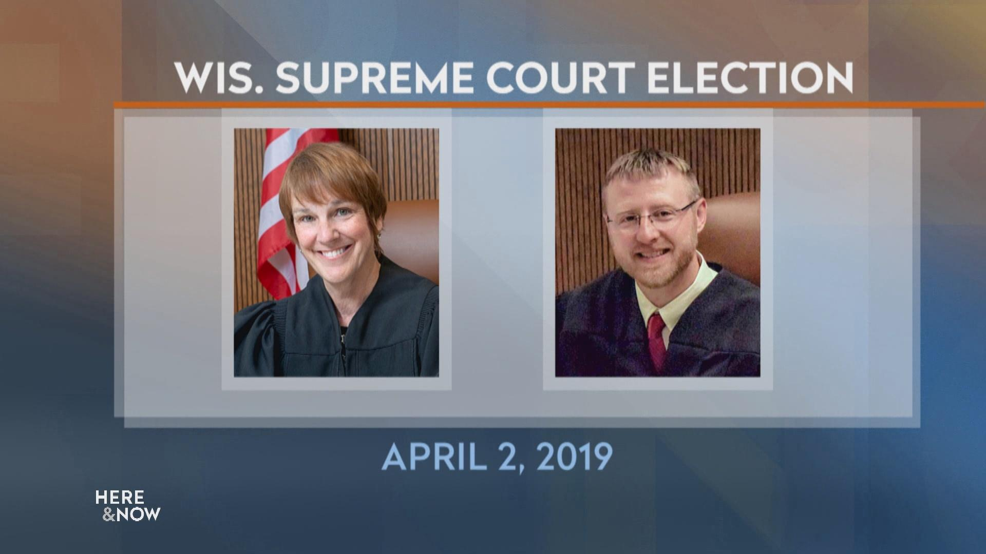 Candidates Square Off for Supreme Court