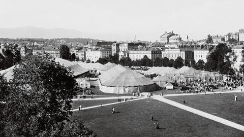 S30 E10: The Circus, Part 2
