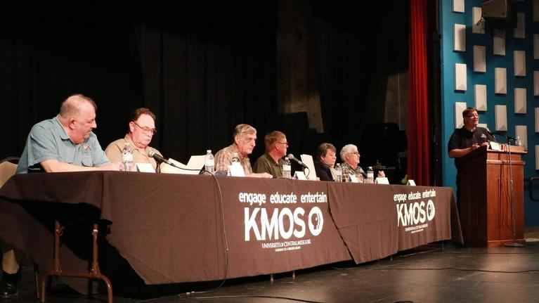 KMOS Stories of Service: KMOS Vietnam Panel Discussion #2 Jefferson City, MO