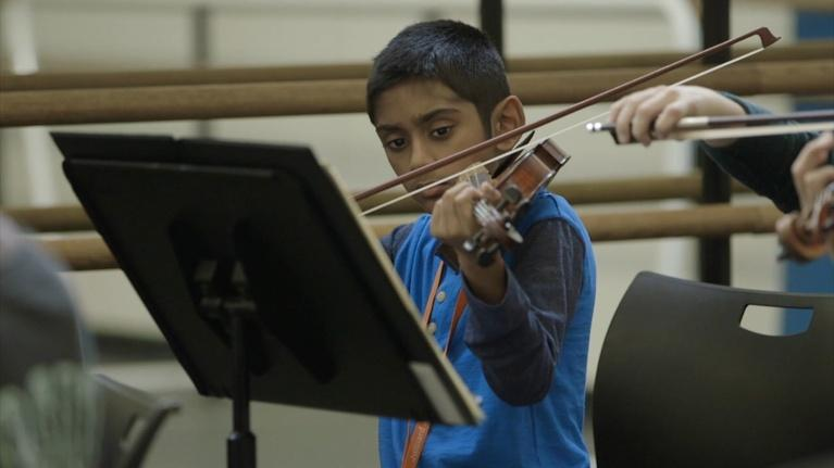 Treasures of New York: Juilliard's Youngest Students