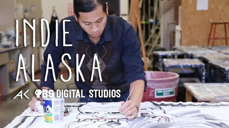 Indie Alaska: I am a Cultural Artist