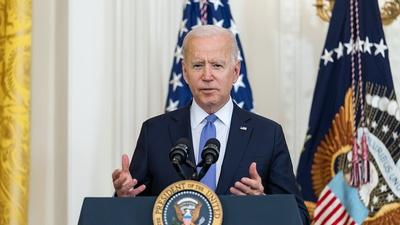 Washington Week   Political Divisions Threaten President Biden's Agenda