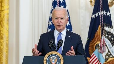 Political Divisions Threaten President Biden's Agenda