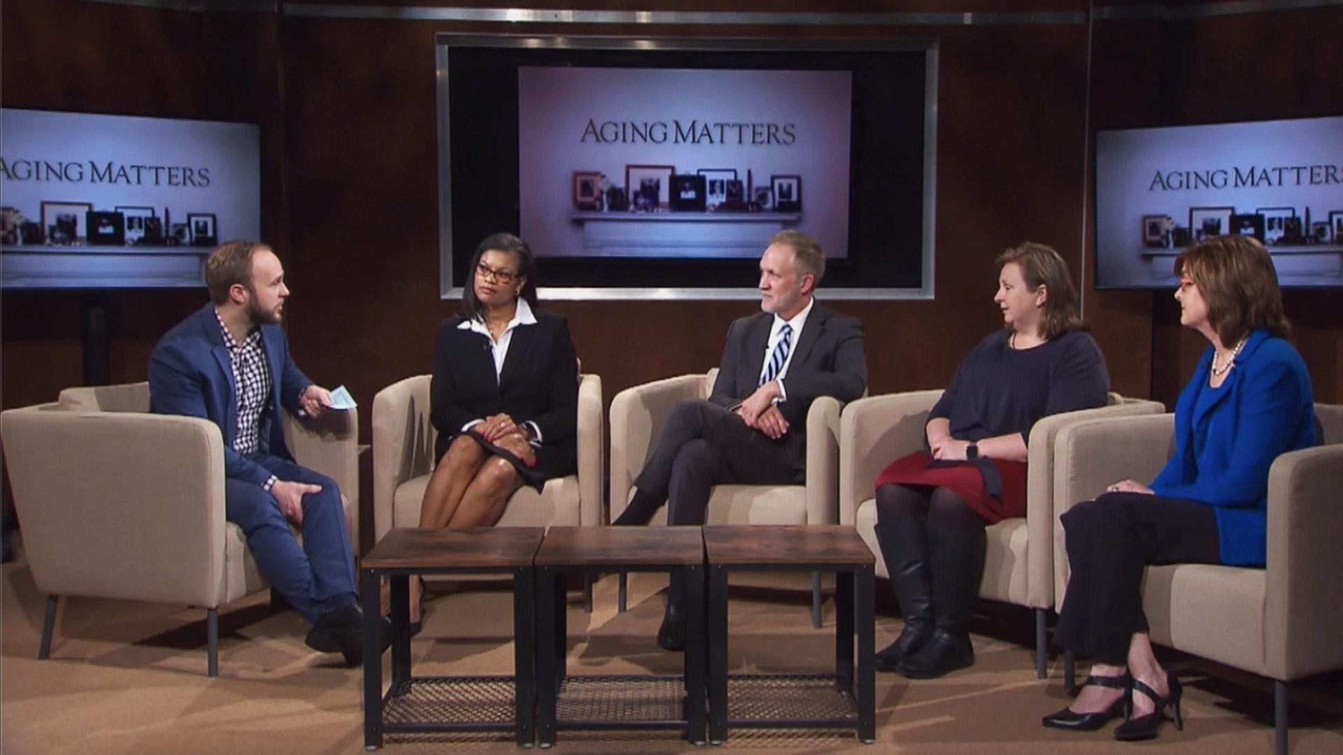 Legal Help Panel Discussion | Aging Matters | NPT
