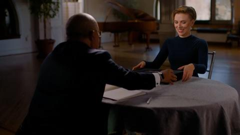 Finding Your Roots -- Scarlett Johansson Remembers Her Family Pre-Holocaust