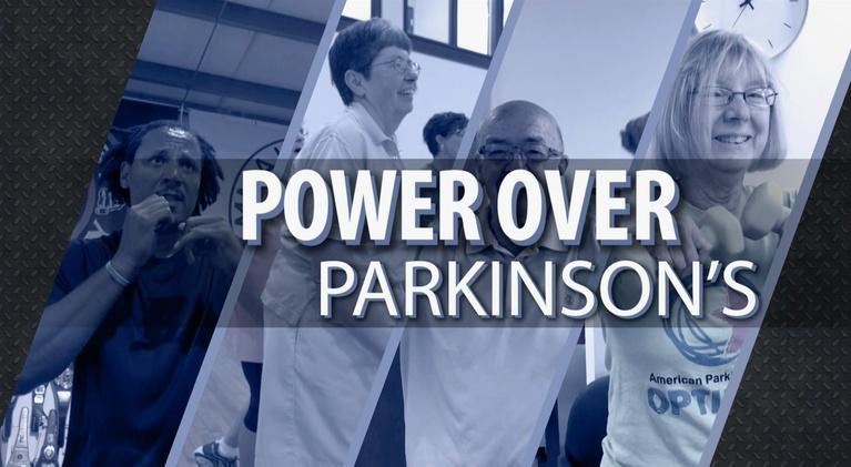 Power Over Parkinson's: Power Over Parkinson's
