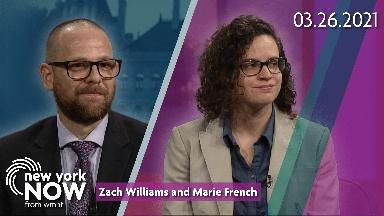 Reporters Roundtable: Zach Williams, Marie French, Budget