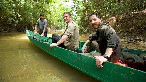 S1 E5: A Journey to Borneo