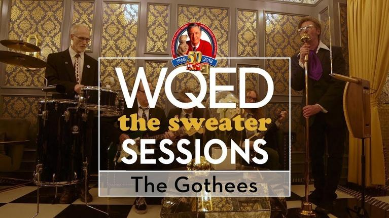 """WQED Sessions: """"The Sweater Sessions"""": The Gothees"""