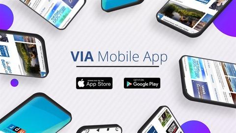 WVIA Special Presentations -- VIA Mobile App