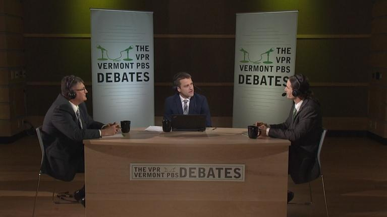 Vermont PBS Specials: Lieutenant Governor Debate 2018