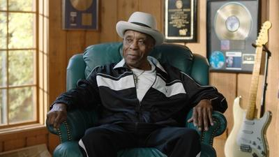 The two people Buddy Guy admires most as a musician