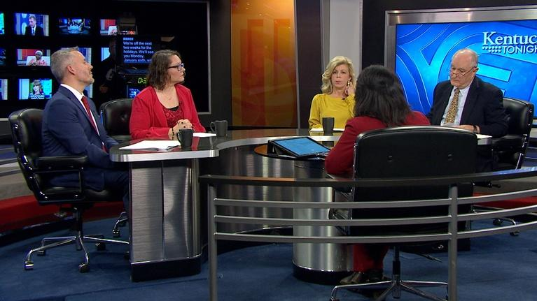 Kentucky Tonight: Public Education Issues for the 2020 General Assembly