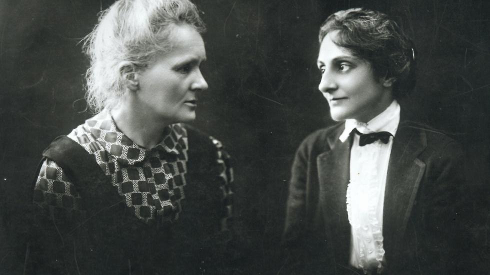 Genius of Marie Curie image