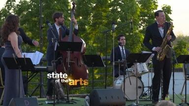 Jazz on the Back Deck: Dan Levinson and his Band