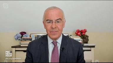 Brooks and Capehart on Biden's new infrastructure plan