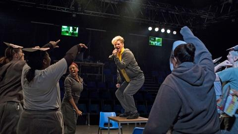 Great Performances -- Julius Caesar from Donmar