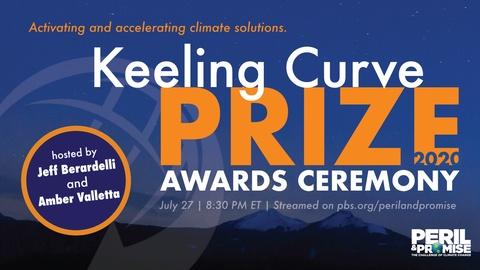 Keeling Curve Award Ceremony