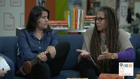 Natalie Diaz & Nikky Finney | 2019 AWP Conference & Bookfair