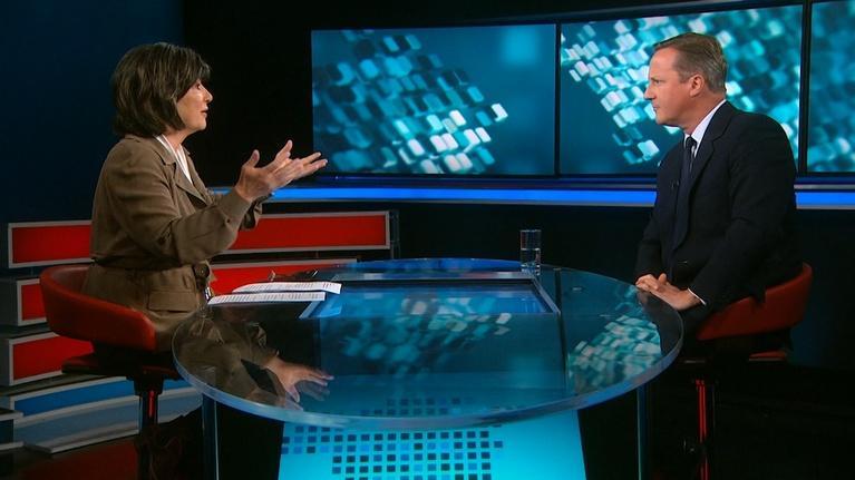 Amanpour on PBS: Amanpour: Wendy Sherman and David Cameron