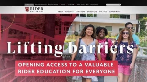 Rider University drops tuition by 22%