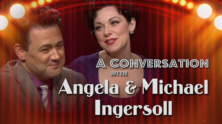 Conversation With . . .: Conversation with Angela & Michael Ingersoll