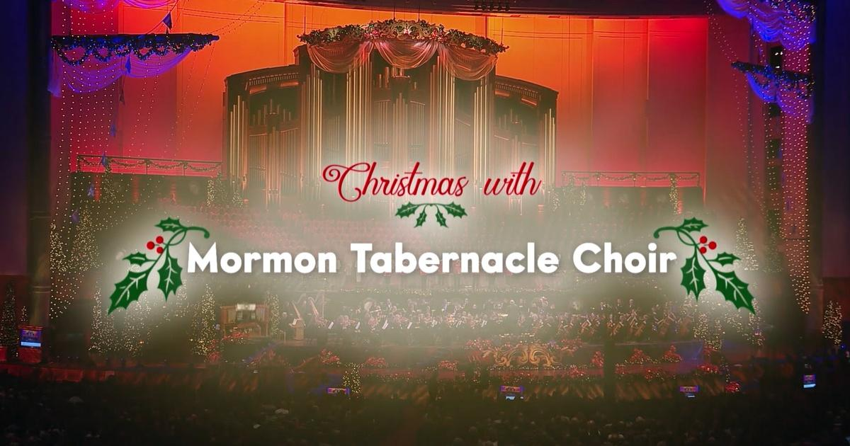 Christmas with the Mormon Tabernacle Choir | WHYY